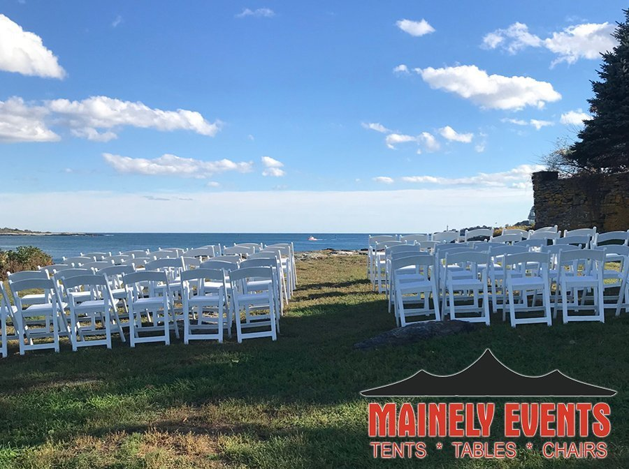 Mainely Events Southern Maine Party Rentals Tents